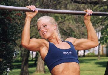 Chin Ups Produce Beautiful Biceps And Back